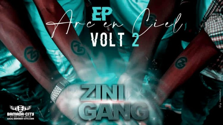 ZENI GANG - ARC-EN-CIEL Vol.2 (EP)