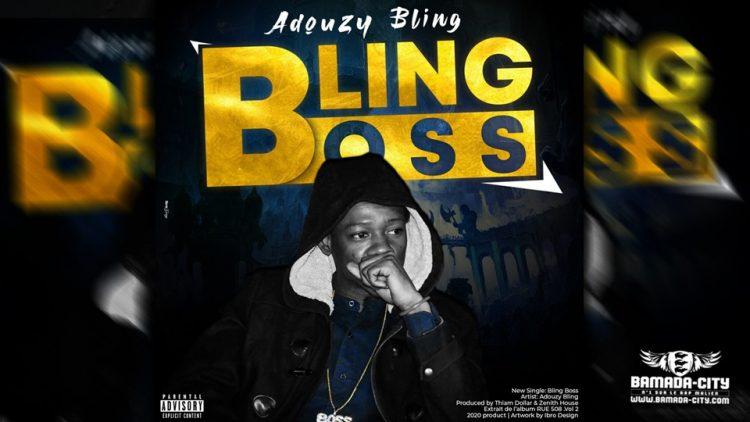 ADOUZY BLING - BLING BOSS extrait de l'album RUE 508 Vol2 - Prod by THIAM DOLLAR & ZENITH HOUSE