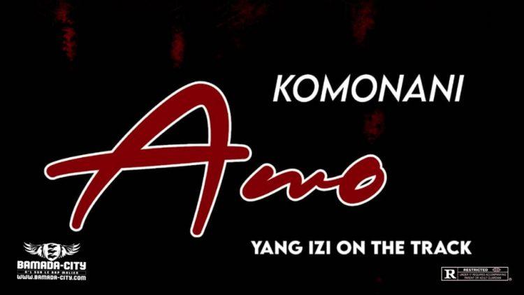 KOMONANI - AMO - Prod by YANG IZI ON THE TRACK