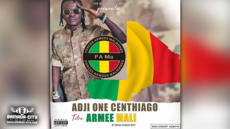ADJI ONE CENTHIAGO - ARMÉE MALI - Prod by KABAKO BEAT