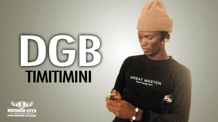 DGB - TIMITIMINI - Prod by BACKOZY BEAT