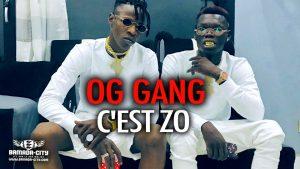 OG GANG - C'EST ZO - Prod by DJINÈ MAIFA