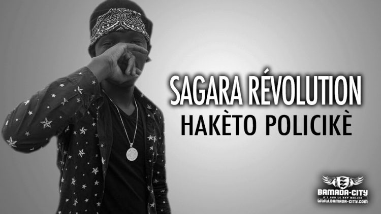 SAGARA RÉVOLUTION - HAKÈTO POLICIKÈ - Prod by DOUCARA ON THE TRACK