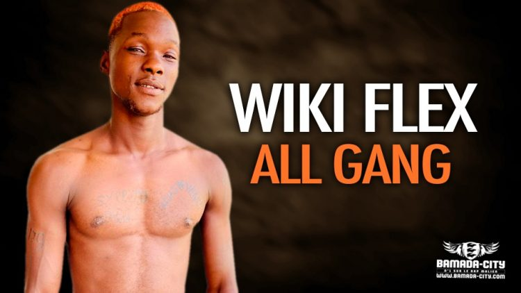 WIKI FLEX - ALL GANG - Prod by CAURIS MUSIC