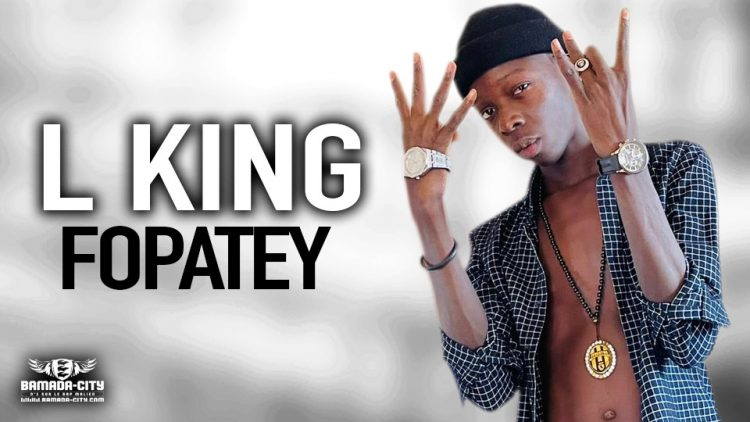 L KING - FOPATEY - Prod by DOUCARA