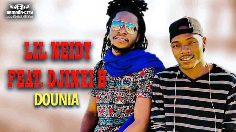 LIL NEIDY Feat. DJINXI B - DOUNIA - Prod by VISKO