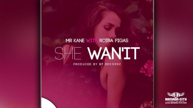 MR KANE WITH ROIBA PIGAS - SHE WAN'IT - Prod by BP RECORDZ