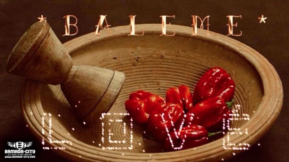 BALEME - LOVÉ - Prod by WORONA EMPIRE