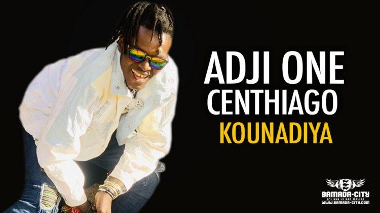 ADJI ONE CENTHIAGO - KOUNADIYA - Prod by LVDS