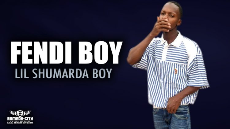 LIL SHUMARDA BOY - FENDI BOY - Prod by DOUCARA