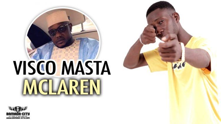 VISCO MASTA - MCLAREN - Prod by LIL KER OTB