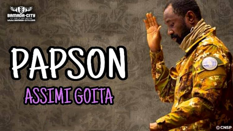 PAPSON - ASSIMI GOITA - Prod by LIL VISKO