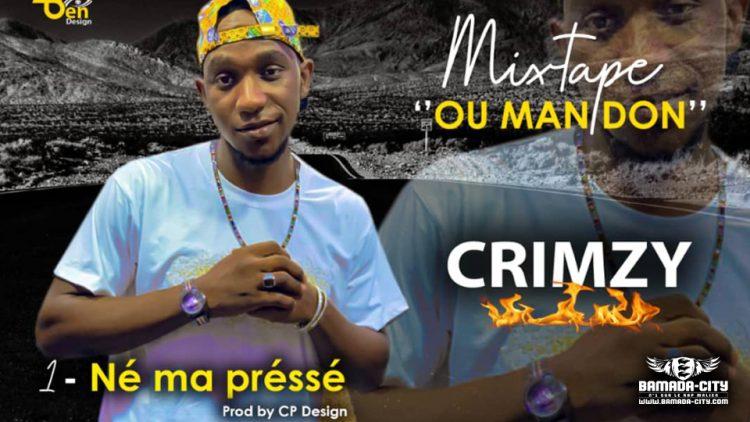 CRIMZY - NE MA PERESE - Prod by CP DESIGN