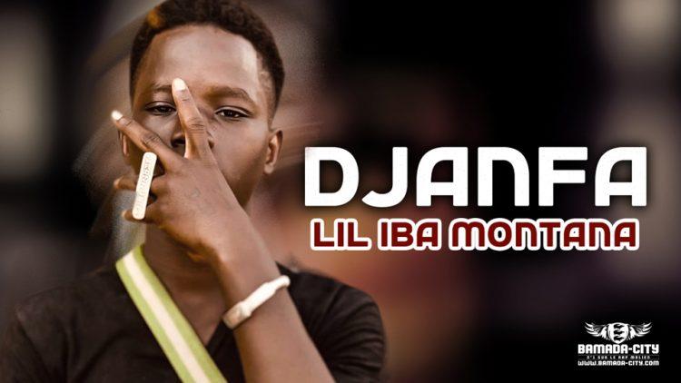 LIL IBA MONTANA - DJANFA - Prod by GABIDOU RECORDS