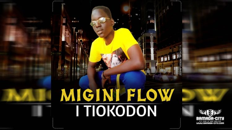 MIGINI FLOW - I TIOKODON - Prod by MOUCBIII