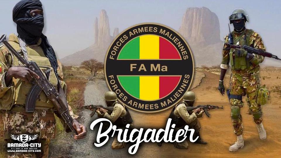 BRIGADIER - FAMA - Prod by GOMEZ BEAT