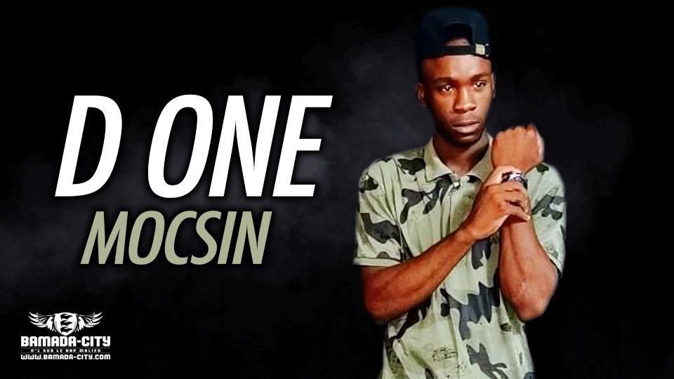 D ONE - MOCSIN - Prod by SIM-K DASH MUSIC